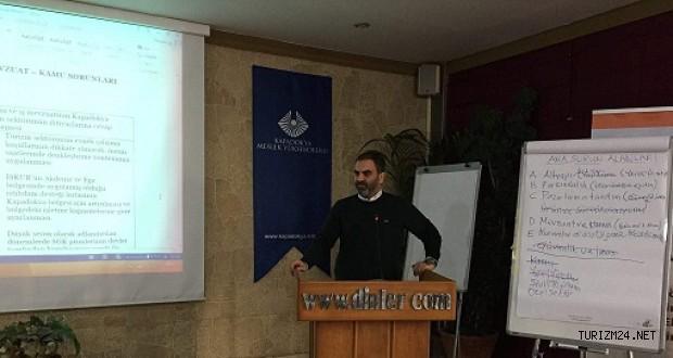 11. Turizm Eğitimi Arama Konferansı gerçekleşti