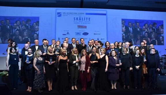 2018 Skalite Özel Ödülleri Takdim edildi