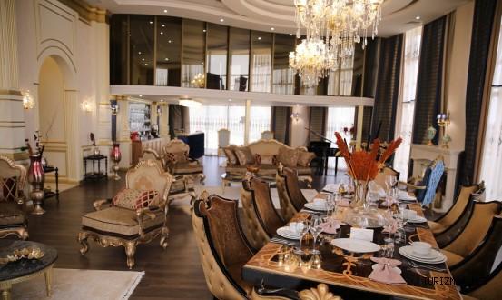 21 kralı aynı anda ağırlayabilecek termal otel Yalova'da