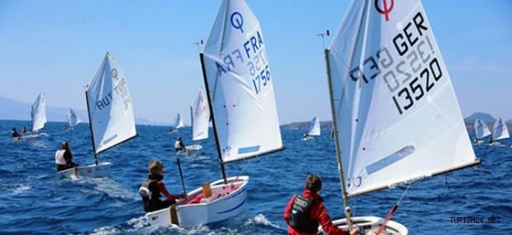 6. BİOR yarışları Turizmde Türkiye 'yi tanıtıyor
