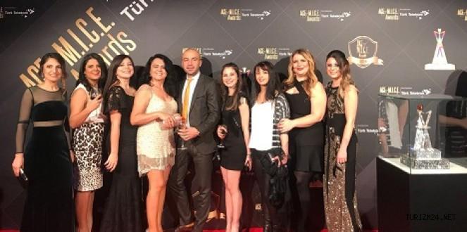 ACE of M.I.C.E. Awards En İyi AVM Etkinliği Ödülü