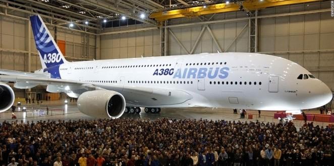 Airbus 20 yıllık pazar tahmin raporunu açıkladı