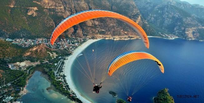 Babadağ' a  1 Milyon turist bekleniyor