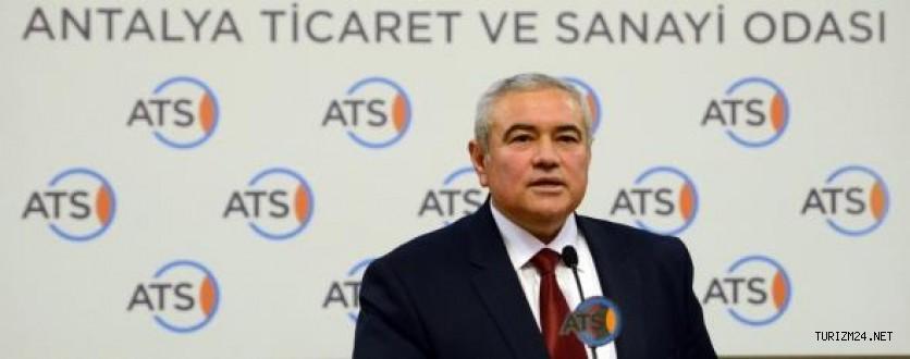 Başkan Çetin: Şehrimizdeki  işletmelerin yüzde 88'i turizmden etkileniyor