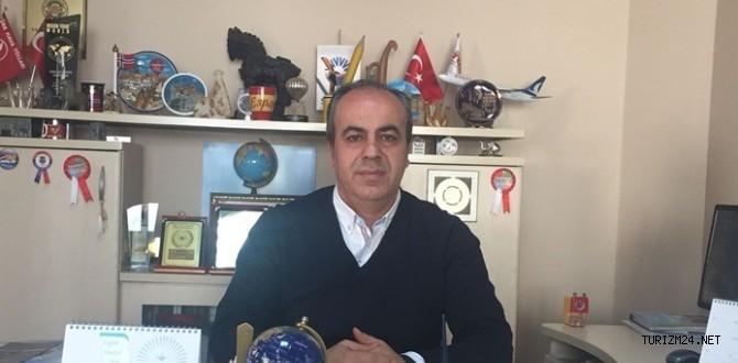 Başkan Coşkun Kırtıl : Kapadokya' da desteğe ihtiyaç var