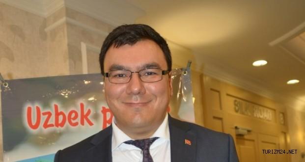 Başkan Abduhakimov : Turizm İçin Desteğe Hazırız