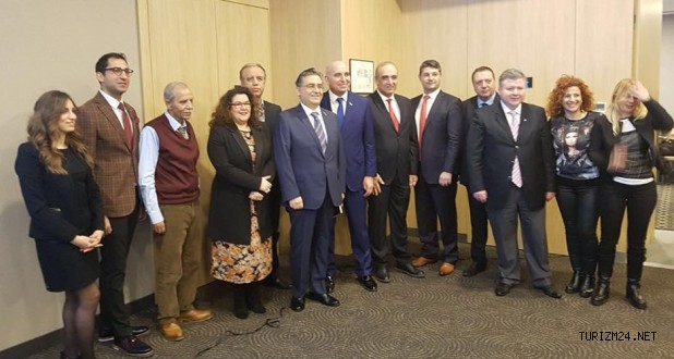 Bulgaristan Sofya' da B2B Workshop düzenlendi