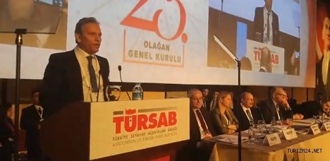 Bütün gözler TÜRSAB kongresinde İŞTE LİSTELER