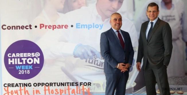 Careers@Hilton Haftasında Hilton İstanbul Öğrencilerle Buluştu
