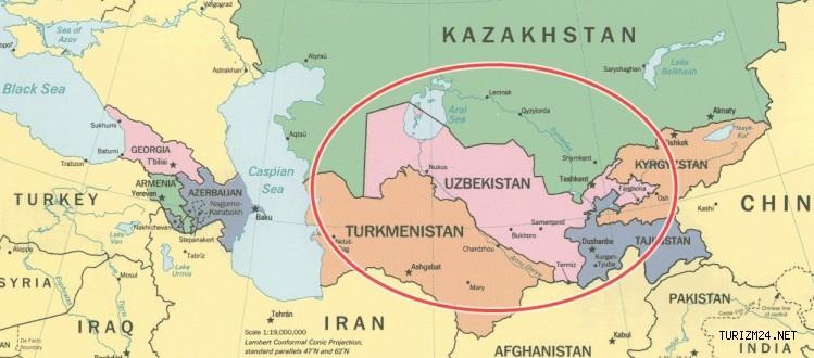 Çelebi : Özbekistan merak edilen bir destinasyon
