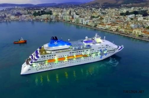Celestyal Cruises, 2018 i ödülle bitirdi