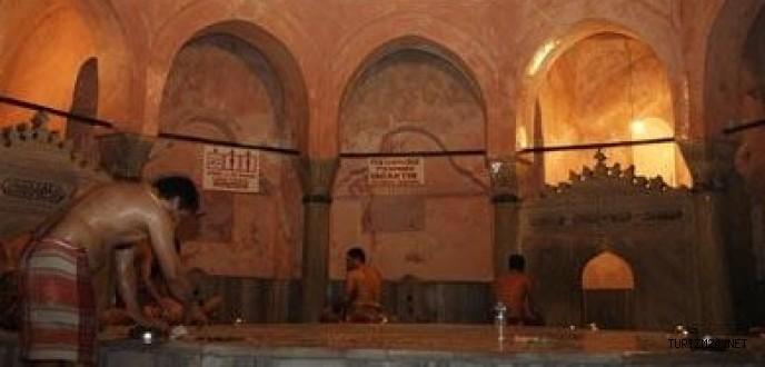 Çermik'te 500 yıllık hamamlar turizme açılacak