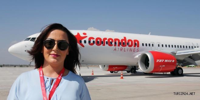 Corendon Airlines tekrar kapasite artışı kararı aldı