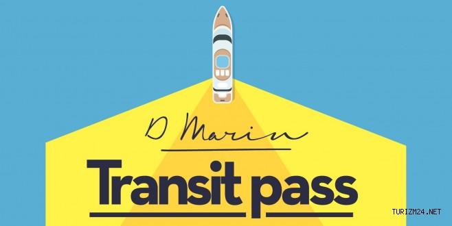 "D-Marin'den Yeni Bir Uygulama ""Transit Pass"""