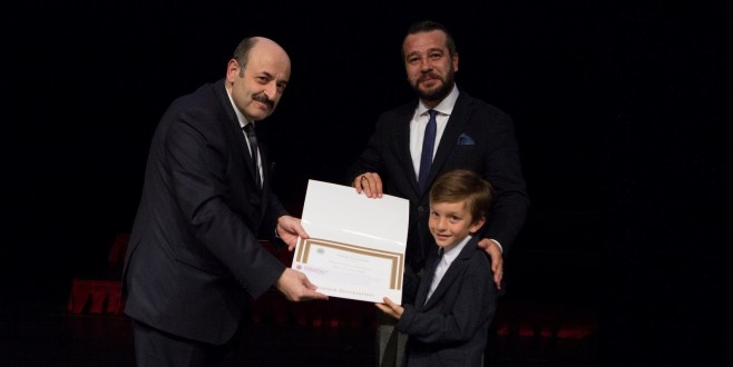 Doç. Dr. Cem IŞIK'a bir ödül daha