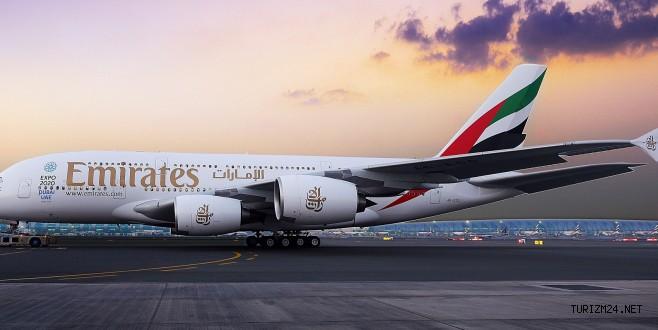 Emirates'den bu hafta kampanya