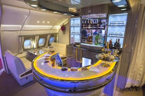 Emirates Havayolları,  2018'i Rakamlarla Özetledi