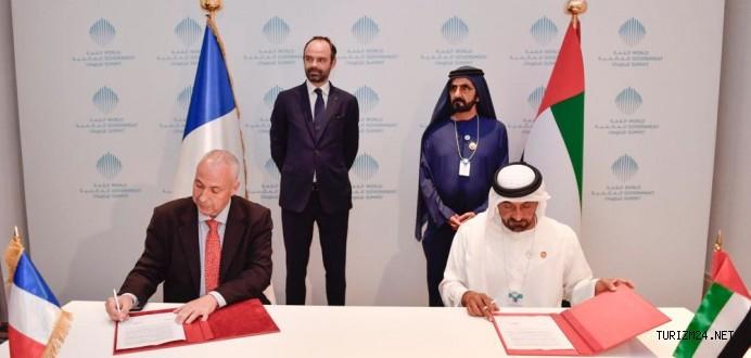 Emirates Havayolu 16 Milyar dolara imza attı