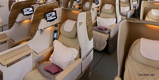 Emirates, yeni Özel Süit'ini görücüye çıkarıyor