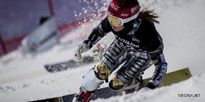 FORD Snowboard Dünya Kupası ERCİYES i seçti