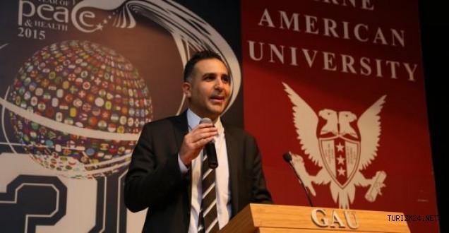 Girne Amerikan Üniversitesi nden Turizme Destek