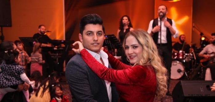 Grand Pasha Otel'de Geleneksel Personel Gecesi düzenlendi