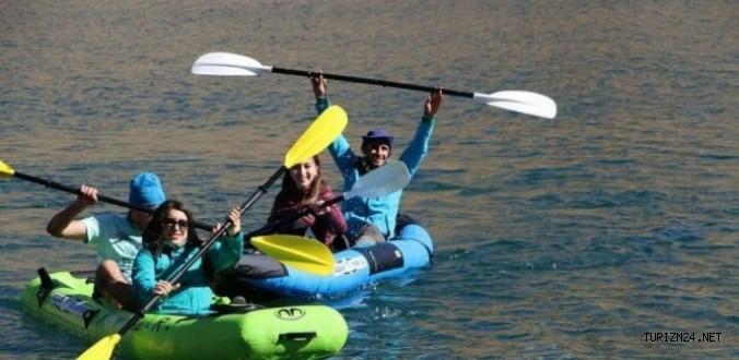 Hakkari Gölleri dağcılık turizmine açıldı