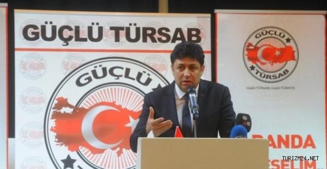 Hasan Erdem :  turizm ve seyahat acentalarımızın sesi olmaya devam edeceğiz