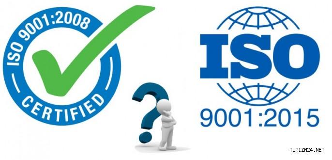 ISO 9001 2008 ile ISO 9001 2015 arasındaki farklar nelerdir ?