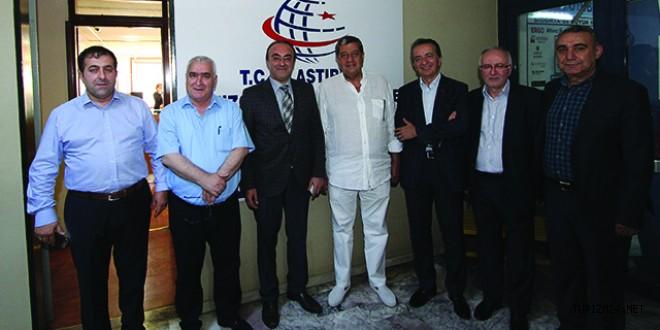 İstanbul Bayrampaşa Otogarı'nda Ulaştırma 1. Bölge Müdürlüğü İrtibat Bürosu faaliyete geçti
