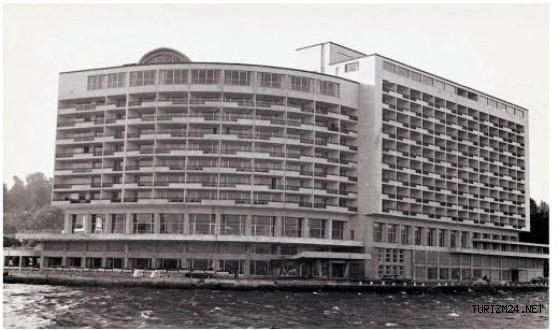 İstanbul'un tarihinde yer etmiş meşhur oteller