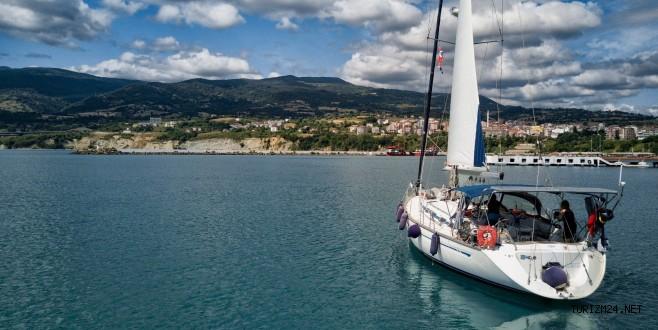 Karadeniz Suları Yelken Turizmine açılıyor