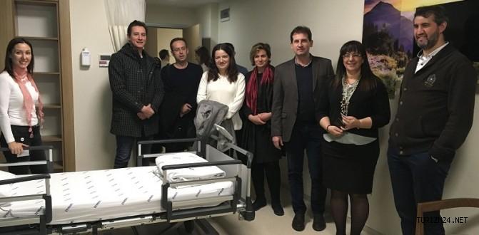 Mahmut Şahin : TRAKYA Hastaneleri Sağlık Turizmine Hazır