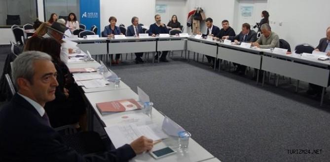 Nevşehir 'de Üniversite-Turizm Sektörü İş Birliği Çalıştayı