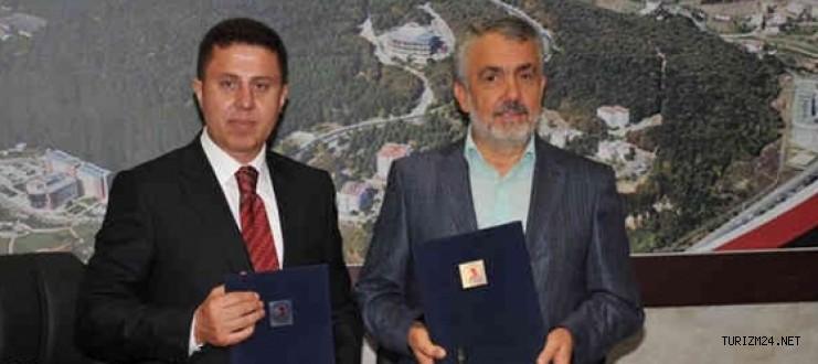 OMÜ-Metro Turizm işbirliği kalifiye host ve hostes yetiştirecek