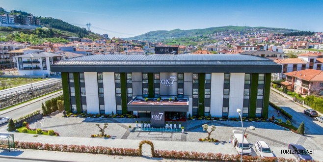 ON7 HOTEL açıldı
