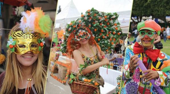 Portakal Çiçeği Karnavalı Adana' da Turizmcinin Yüzünü Güldürdü