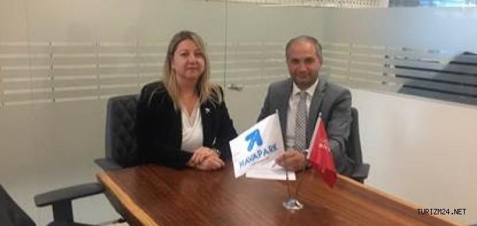 Sabiha Gökçen Havapark ile Air Arabia partner anlaşması imzaladı