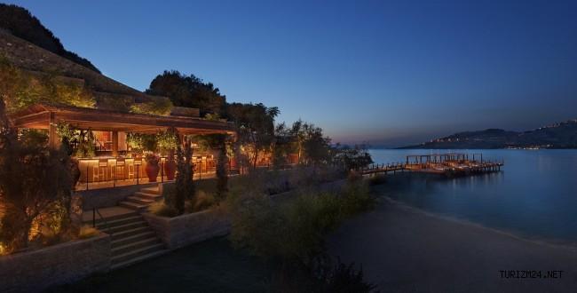 The Bodrum EDITION Hotel, Dünya Yıldızlarıyla Yarışıyor