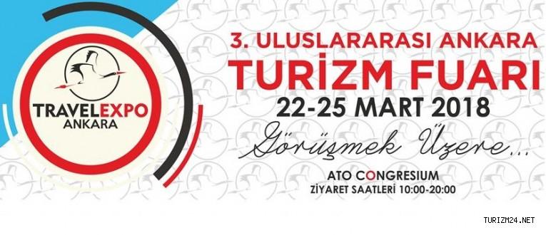 Travel Expo Ankara Turizm Fuarı yaklaşıyor