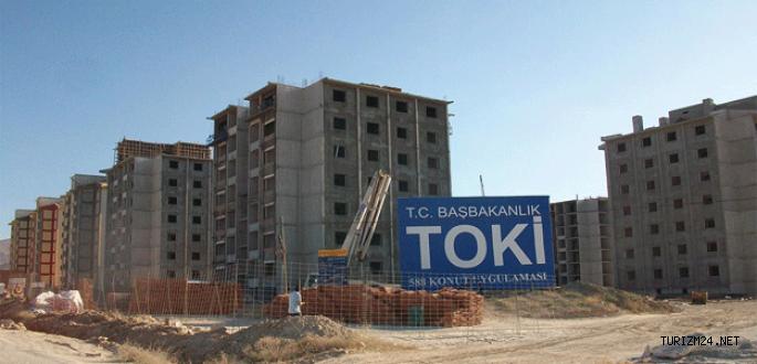 Turizm çalışanlarının evleri 1 yıl sonra teslim edilecek