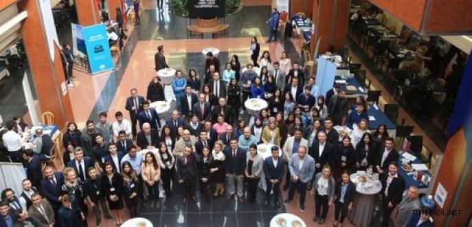Turizm Fakültesi Kariyer günlerine 50 turizmci katıldı