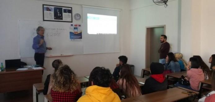 Turizmde yeni bir yabancı dil öğrenme ve geliştirme uygulaması