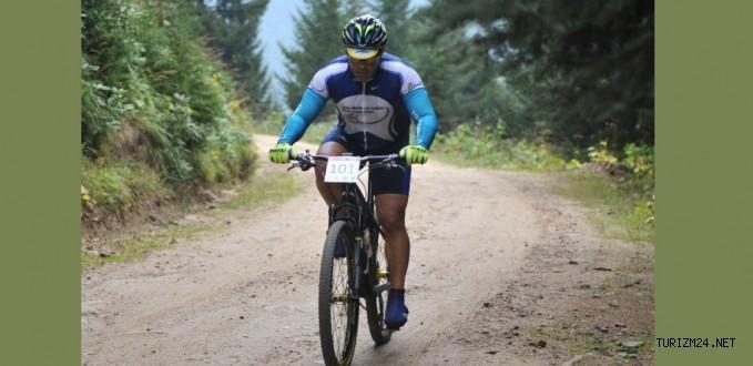 Ulusal Dağ Ve Yol Bisikleti Şampiyonası turizme katkı sağladı