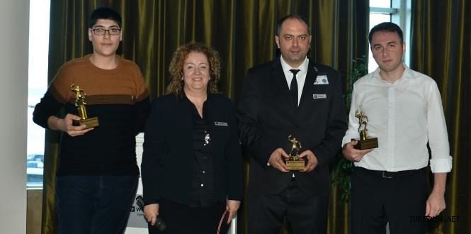 Wyndham Grand İzmir Özdilek Hotel, Kalite Yönetim Sistemi Sertifikası kutlaması yaptı