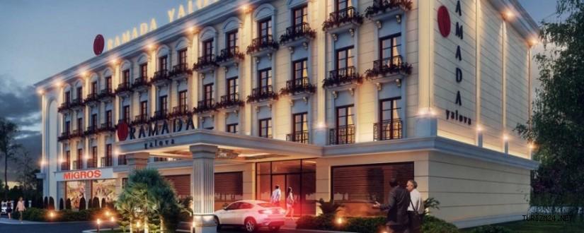 Yalova Ramada Otel faaliyete geçti